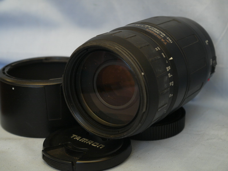 how to use canon zoom lens ef 75 300mm